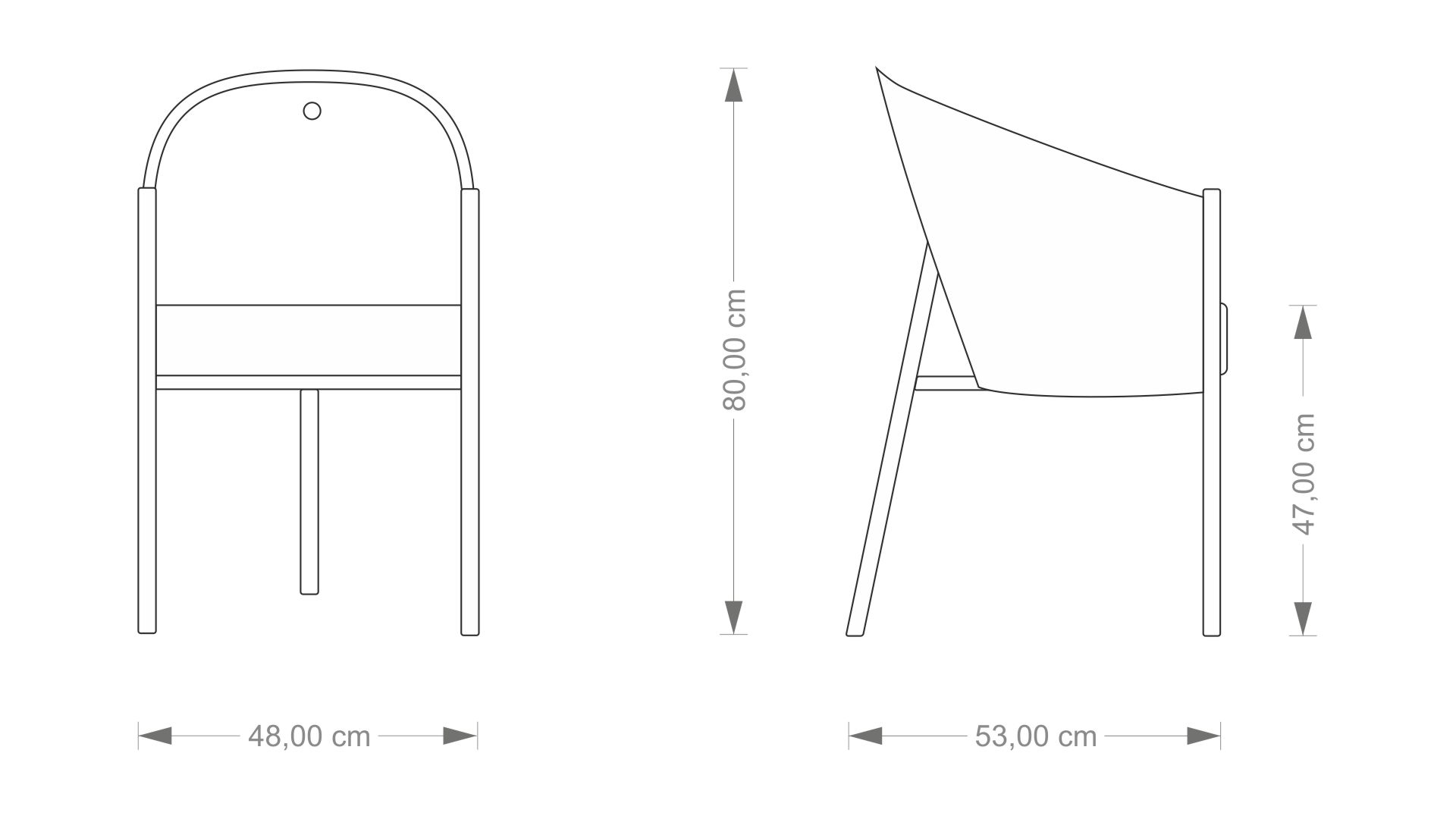 Philippe Starck Costes Chair