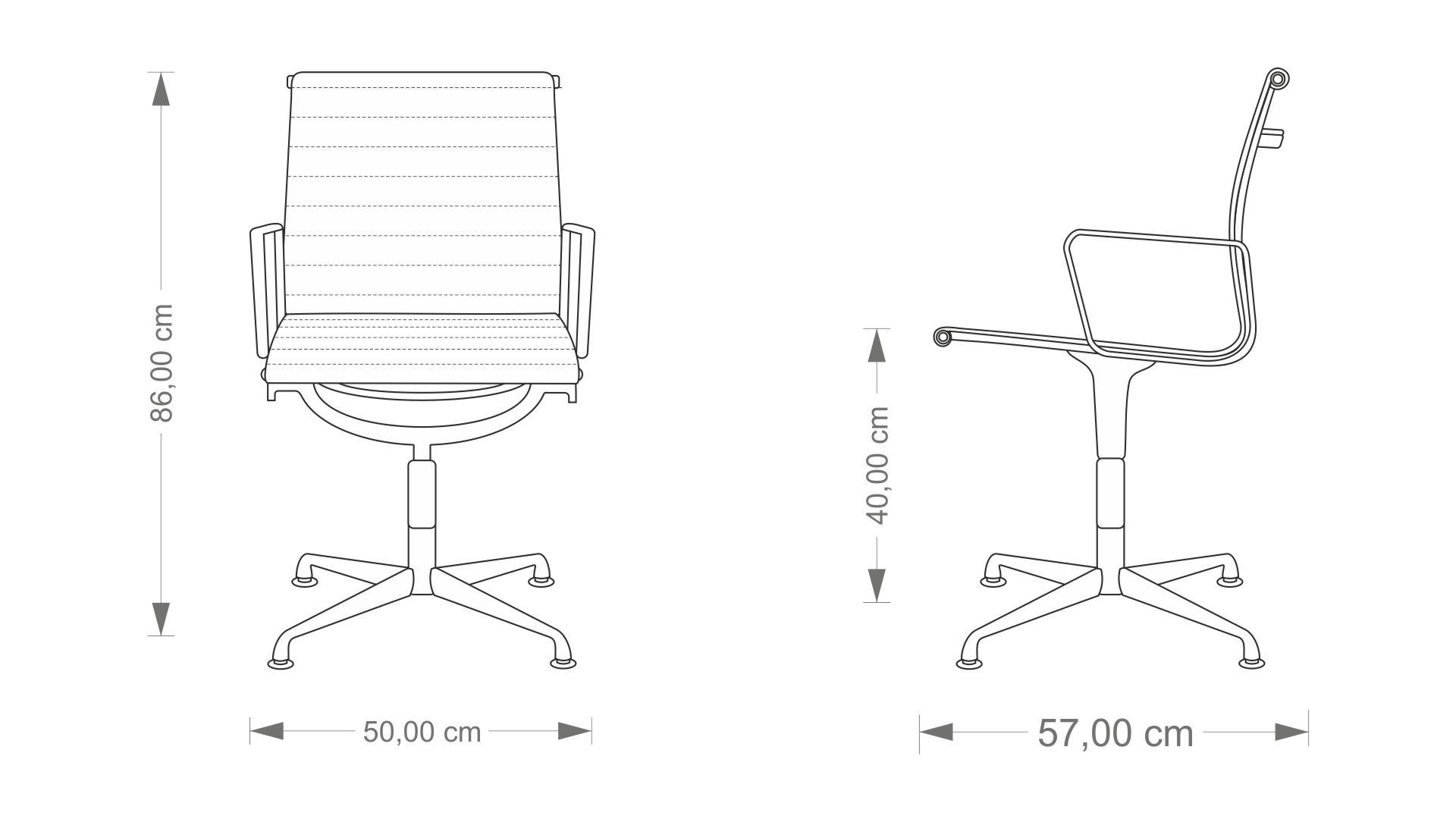 Eames EA 108 Chair