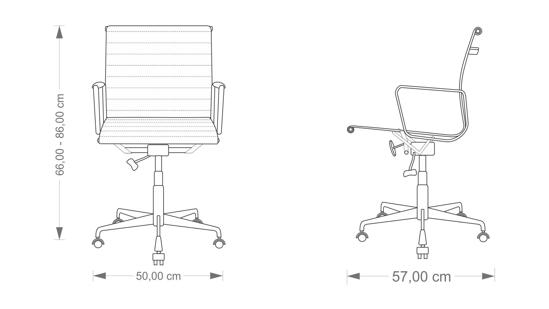 Eames EA 117 Chair