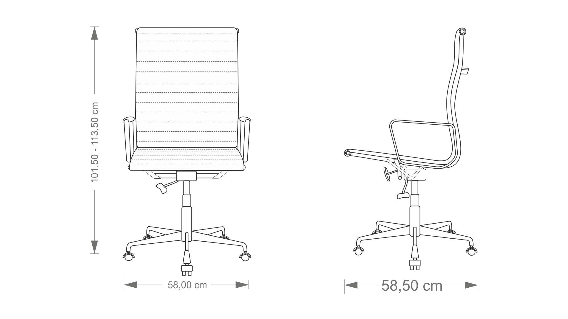 Eames EA 119 Chair
