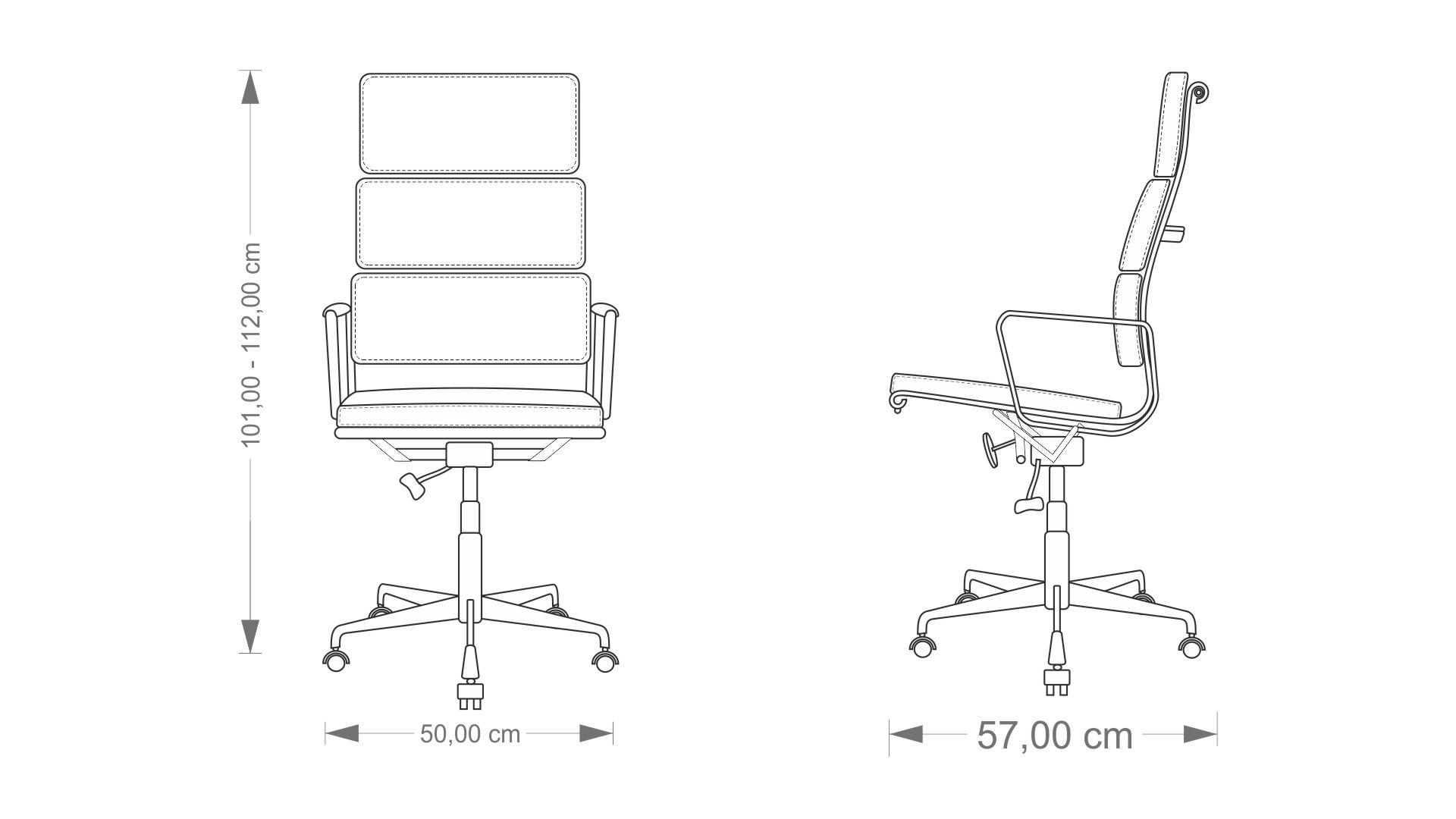 Eames EA 219 Chair