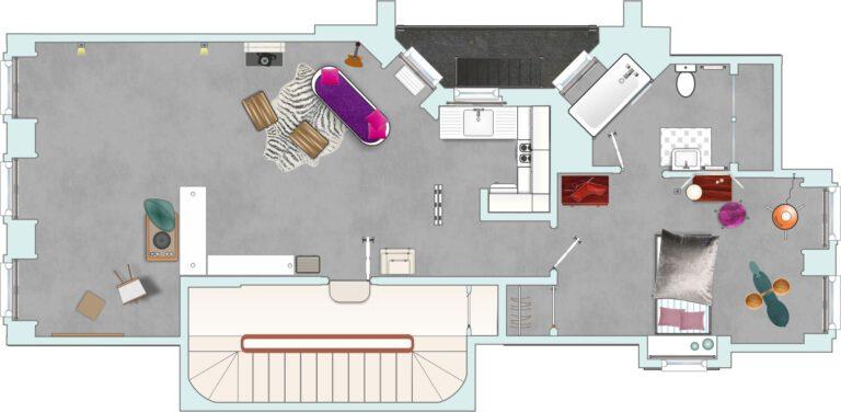 Holly-Golightlys-Apartment